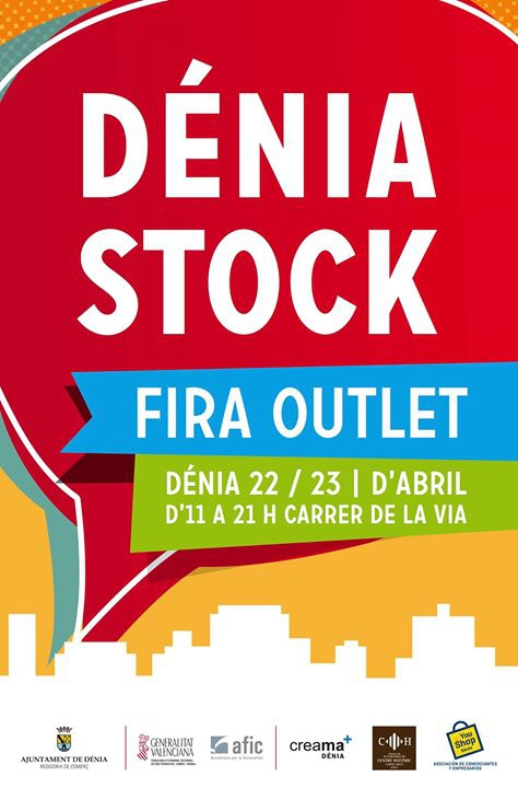 Fira 'outlet' Dénia Stock