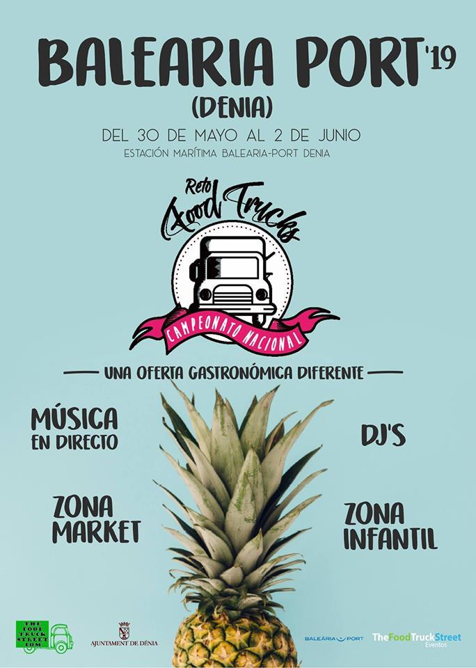 Food Trucks Festival in Denia