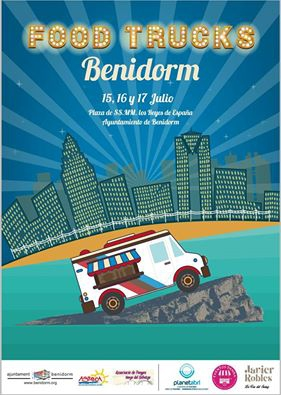 Food Trucks in Benidorm
