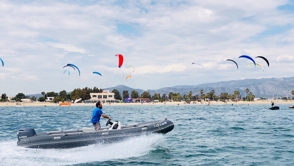 Formula Kite Spain Series 2018 in Denia