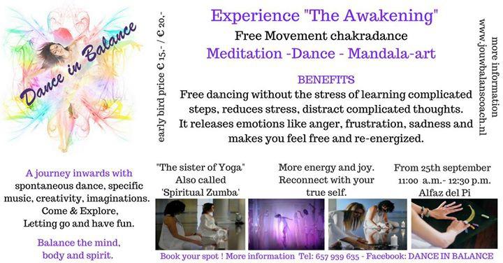Free Movement Chakradance