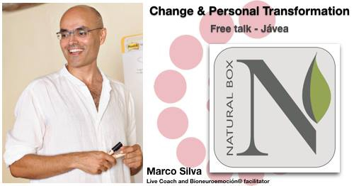 Free Talk Jávea - Change & Personal Transformation