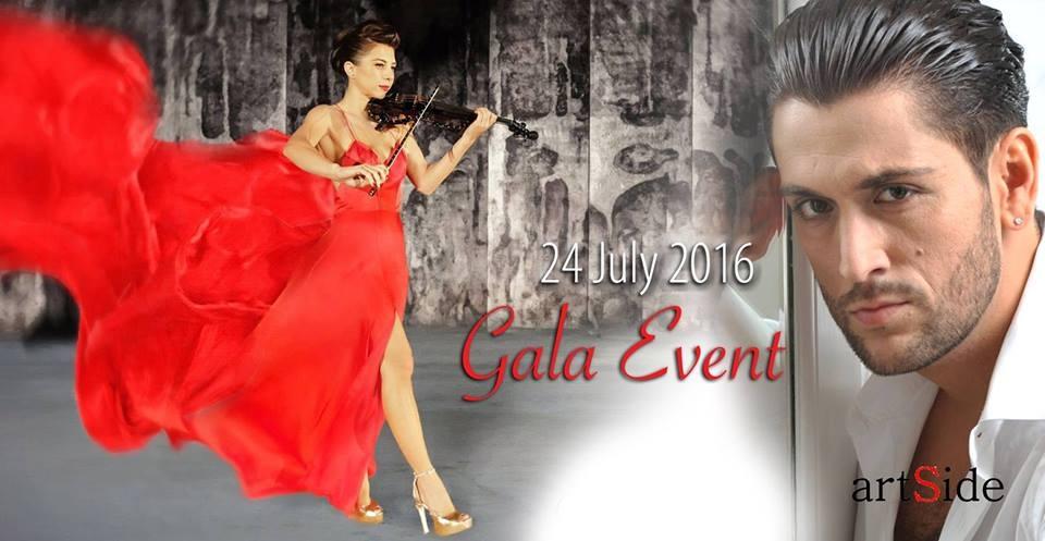 Gala Event with Alexandra Violin & Cezar the Voice @ Beniarbeig