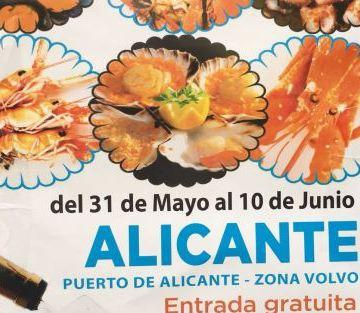 Galician Seafood Fair in Alicante