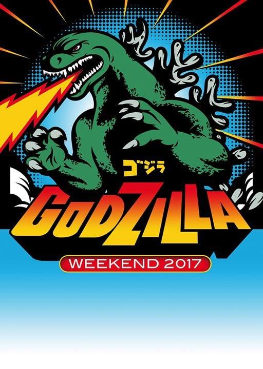 Godzilla Weekend 2017