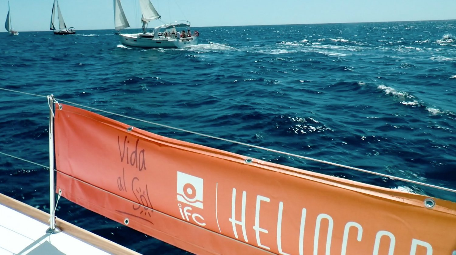 Heliocare Yacht Race in Denia and Javea