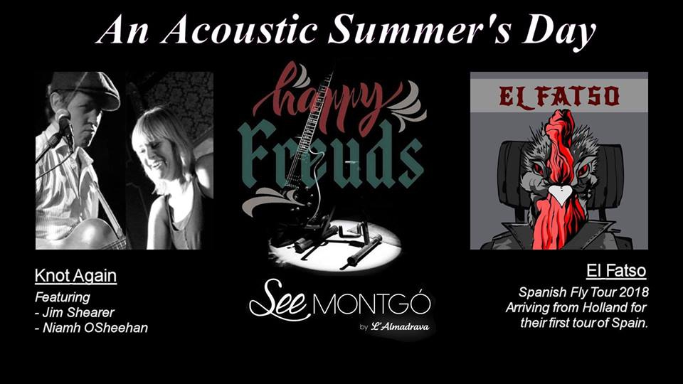 An Acoustic Summer's Day In Javea