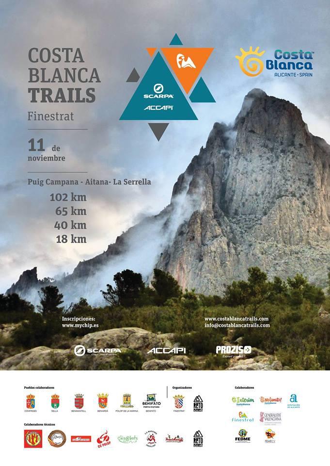 Costa Blanca Trails in Finestrat