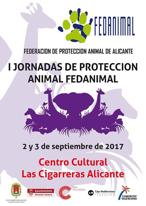 I Jornadas Proteccion Animal Fedanimal