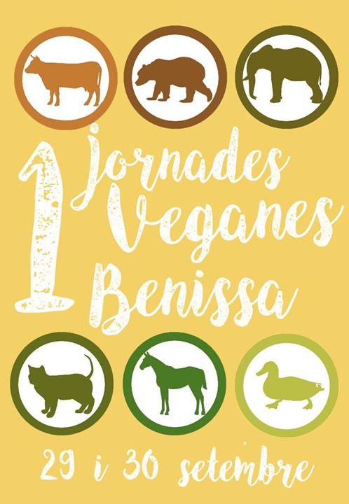 I Jornades Veganes Benissa