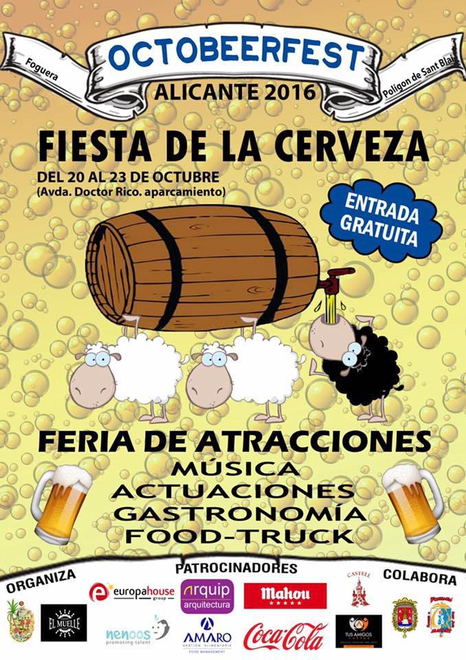 OctoBEERfest Alicante