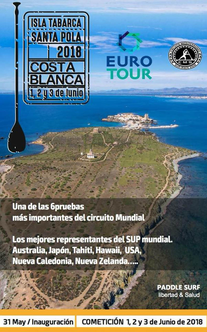 I World SUP Festival Costa Blanca