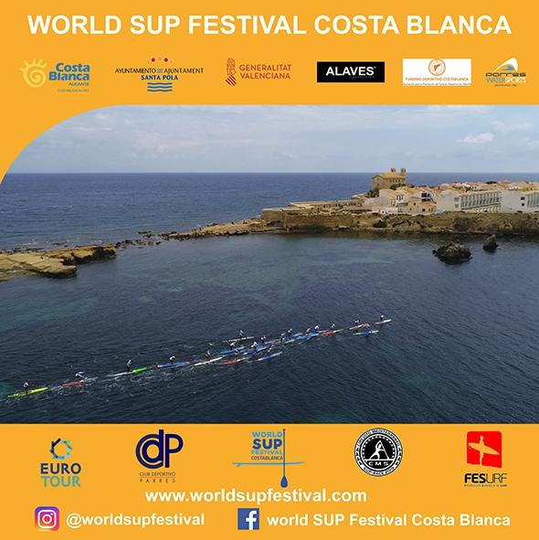 World SUP Festival Costa Blanca - Santa Pola