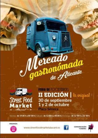 Alicante Street Food Market