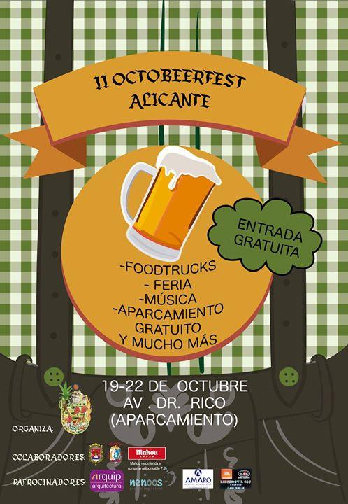 II OctoBEERfest Alicante - Hog. Polígono San Blas