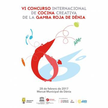 International Creative Cooking of the Denia Red Prawn