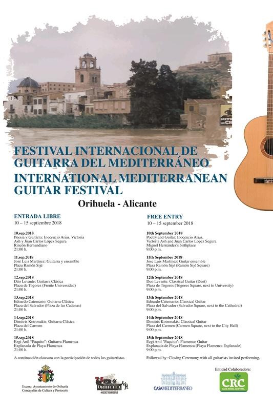 International Mediterranean Guitar Festival