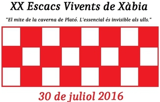 Living Chess in Javea