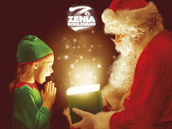 Llega la Navidad a Zenia Boulevard
