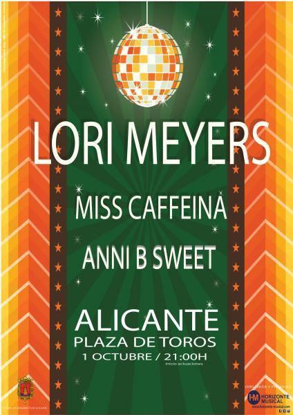 Lori Meyers en Alicante