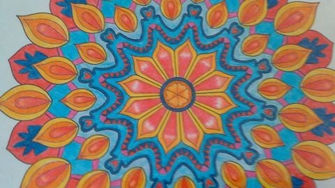 Mandala Magic-Design Your Own Mandala