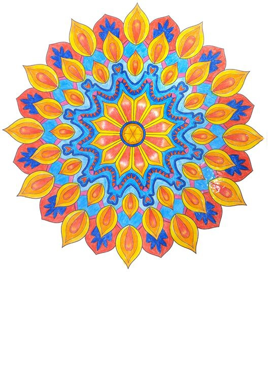 Mandala Magic Workshop - Calpe
