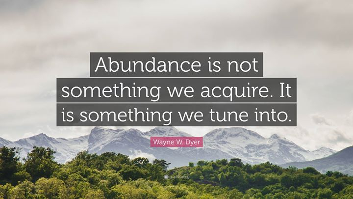 Manifest Abundance into Your Life - Free talk