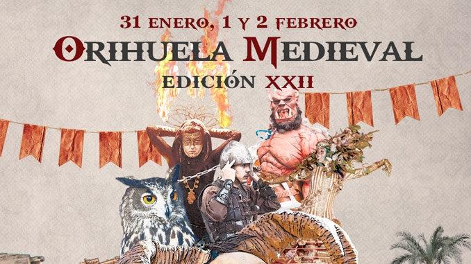 Medieval Market in Orihuela