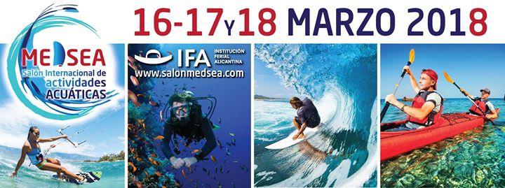 MedSea. Salón internacional de actividades acuáticas