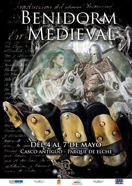 Mercado Medieval en Benidorm