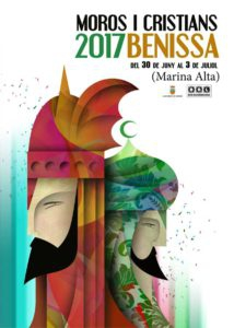 Moors and Christians in Benissa