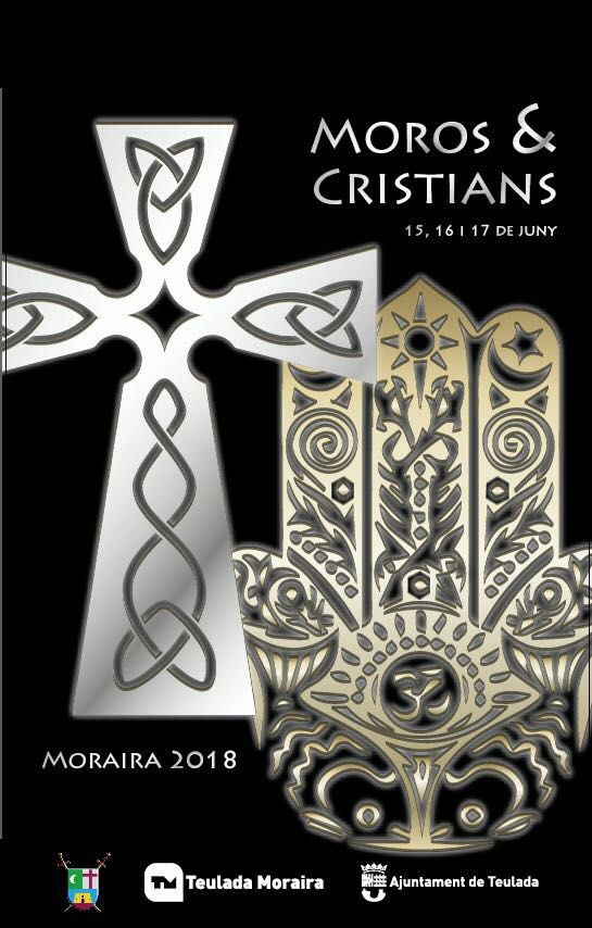 Moors and Christians in Moraira