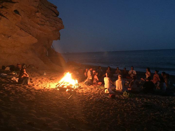 Noche Mágica de San Juan con Yoga & Temazcal.
