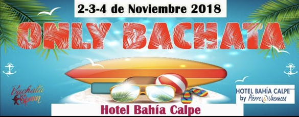 Only Bachata Dance Festival in Calpe