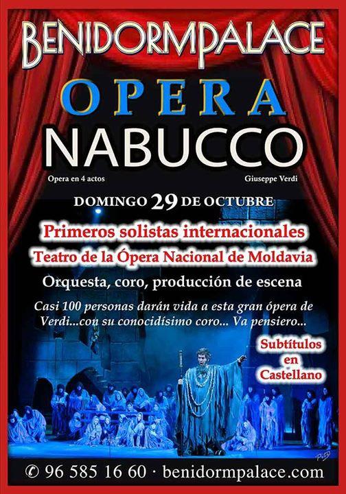 Opera Nabucco