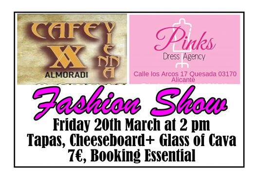 Pinks Dress Agency Fashion Show