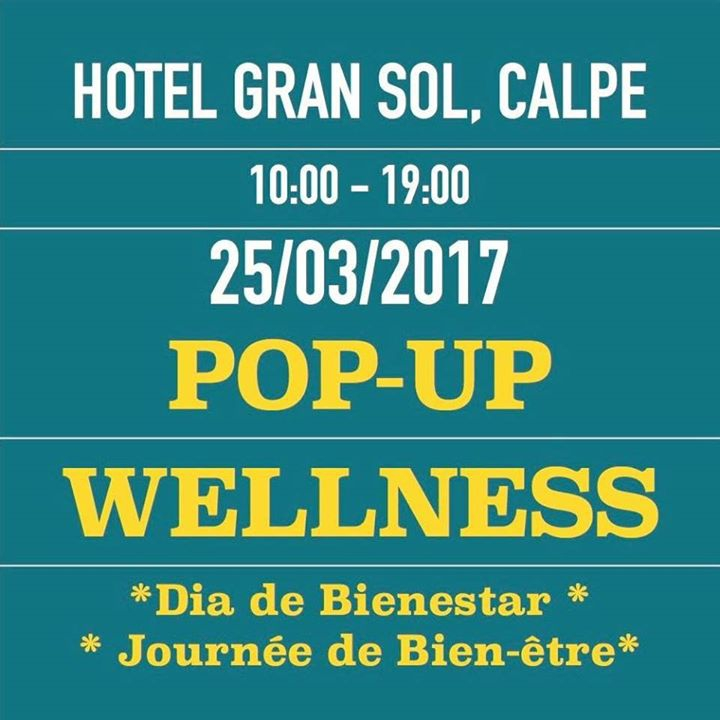 Pop Up Wellness Round 3
