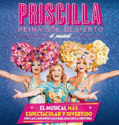 Priscilla - the musical