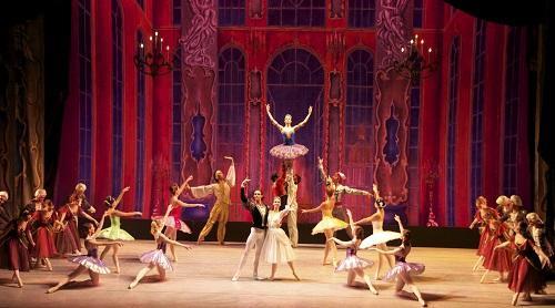 Prokofiev's Cinderella in Alicante