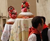 San Gregorio Fiesta in Torremanzanas