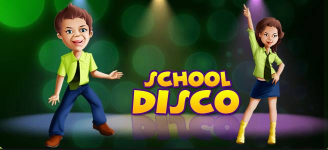 School DISCO Charity Event!! Andy's Running The London Marathon