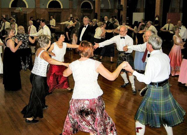 Scottish Ball & Hog Roast