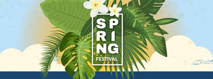 Spring Festival - 25, 26 y 27 de mayo en Alicante.