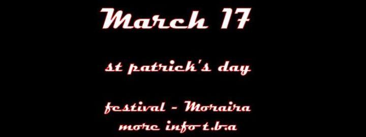 St patrick's day Festival