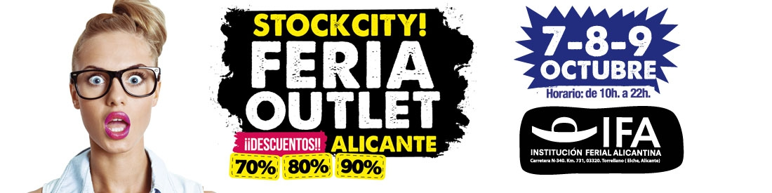 Stockcity Outlet Fair