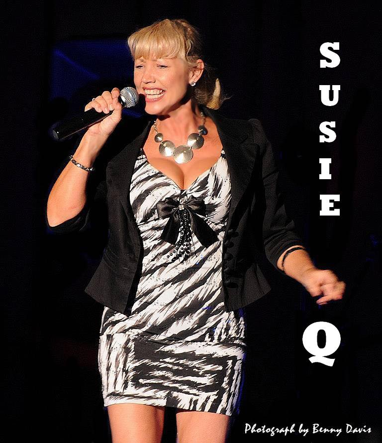 Susie Q at the Oceana Club, Benissa