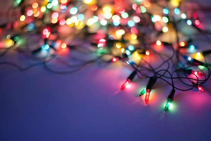 The big Club Casa 'Switch on' Christmas lights 2016