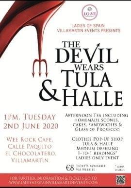 The Devil Wears Tula & Halle