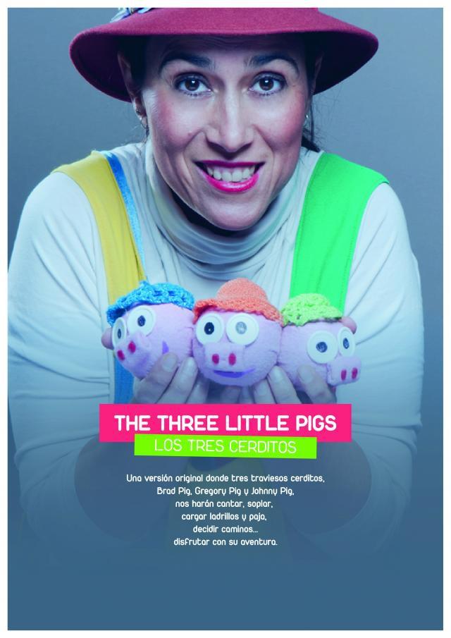 The Three Little Pigs in Alicante