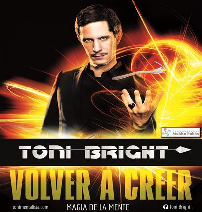 Toni Bright - Magician